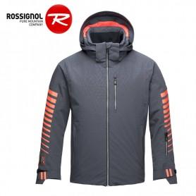 4132458bcc714e Veste de ski ROSSIGNOL Atelier Course Gris Homme