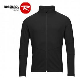 Veste zippée ROSSIGNOL Classique Clim Noir Homme