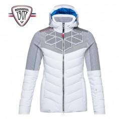 Veste de ski ROSSIGNOL Supercorde Blanc Femme