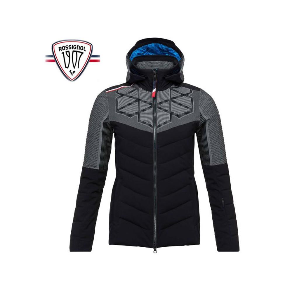 Veste de ski ROSSIGNOL Supercorde Noir Femme