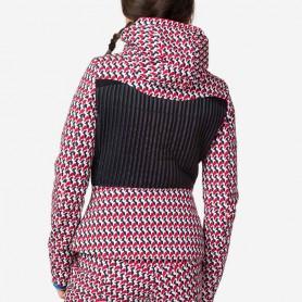 Veste de ski ROSSIGNOL Palmarès Print  Multicouleur Femme