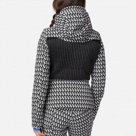 Veste de ski ROSSIGNOL Palmarès Print  Noir / Blanc Femme