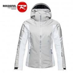 Veste de ski ROSSIGNOL Course Silver Argent Femme