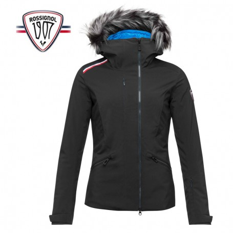 Veste de ski ROSSIGNOL Cadran Noir Femme
