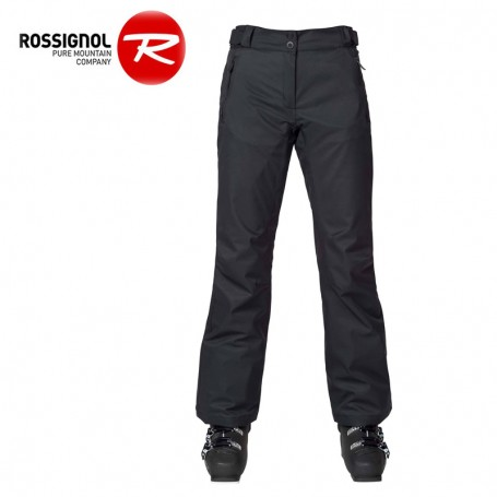 Pantalon de ski ROSSIGNOL Ski Pant Noir Homme