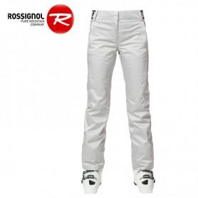 Pantalon de ski ROSSIGNOL Elite Silver Argent Femme