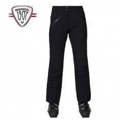 Pantalon de ski ROSSIGNOL Supercorde Noir Femme