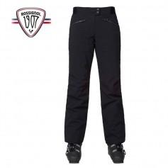 Pantalon de ski ROSSIGNOL Classique Noir Femme