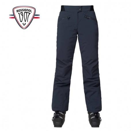 Pantalon de ski ROSSIGNOL Classique Bleu marine Femme