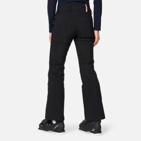 Pantalon de ski ROSSIGNOL Palmarès Noir Femme