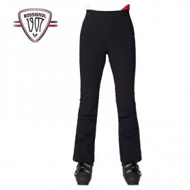 Pantalon de ski ROSSIGNOL Médaille Pant Noir Femme