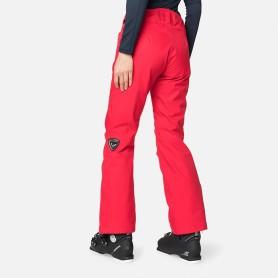 Pantalon de ski ROSSIGNOL Ski Pant Rose Femme