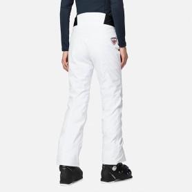 Pantalon de ski ROSSIGNOL Classique Blanc Femme