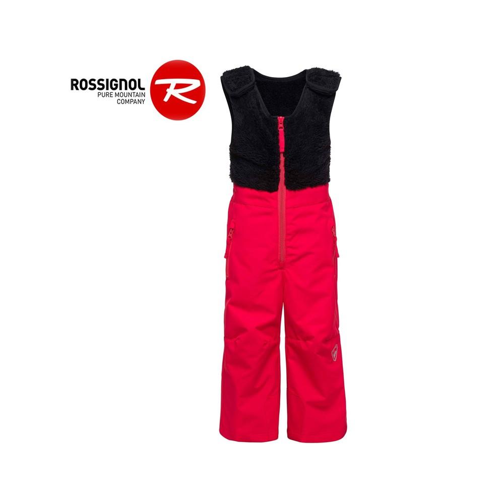 Salopette de ski ROSSIGNOL Kid Ski Rose Bébé