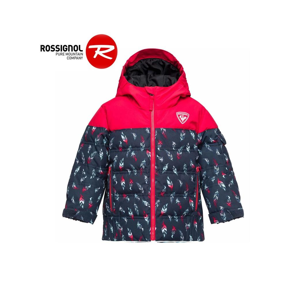 Doudoune de ski ROSSIGNOL Kid Flocon Plumes Bébé
