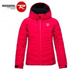 Doudoune de ski ROSSIGNOL Girl Polydown Rose Fille