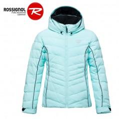 Doudoune de ski ROSSIGNOL Girl Polydown Vert d'eau Fille