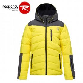 Doudoune de ski ROSSIGNOL Boy Polydown Jaune Garçon