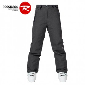 Pantalon de ski ROSSIGNOL Girl Ski Denim Gris Fille