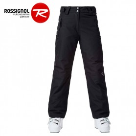 Pantalon de ski ROSSIGNOL Girl Ski Noir Fille