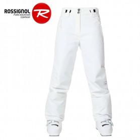 Pantalon de ski ROSSIGNOL Girl Ski Blanc Fille