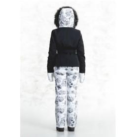 Veste de ski POIVRE BLANC W18-0804 WO/A Noir Femme