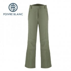 Pantalon de ski POIVRE BLANC W18-1020 WO Kaki Femme