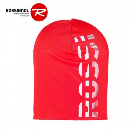 Bonnet ROSSIGNOL XC Reverse Rouge Orangé Unisexe