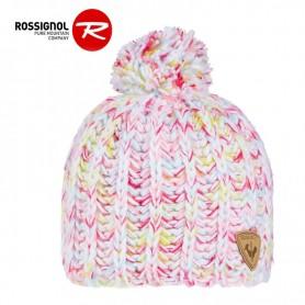 Bonnet de ski ROSSIGNOL Lya Blanc Junior