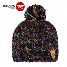 Bonnet de ski ROSSIGNOL Lya Noir Fille