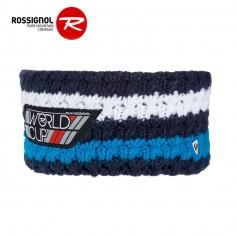Bandeau de ski ROSSIGNOL World Cup Bleu marine Junior
