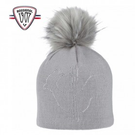 Bonnet de ski ROSSIGNOL Ely Gris Femme