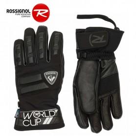 Gants de ski ROSSIGNOL WC Master Noir Unisexe
