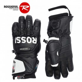 Gants de ski ROSSIGNOL WC Pro Race Leather Noir Homme