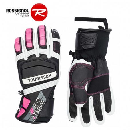 Gants de ski ROSSIGNOL WC Expert Rose Unisexe