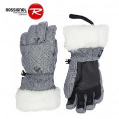 Gants de ski ROSSIGNOL Meije Gris Femme