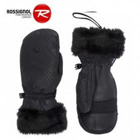 Moufles de ski ROSSIGNOL Meije Noir Femme