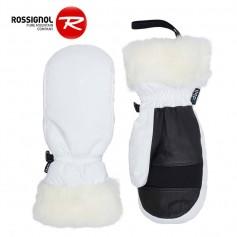 Moufles de ski ROSSIGNOL Meije Blanc Femme