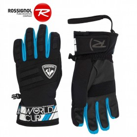 Gants de ski ROSSIGNOL Race Bleu Junior