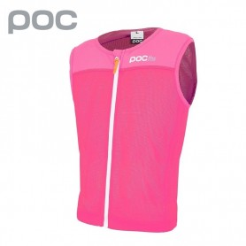 Protection dorsale POC Pocito VPD Spine Rose Junior