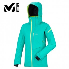 Veste de ski MILLET Big White Stretch Vert Femme