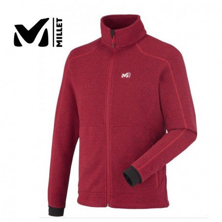 Polaire MILLET Fox Mountain Rouge Homme