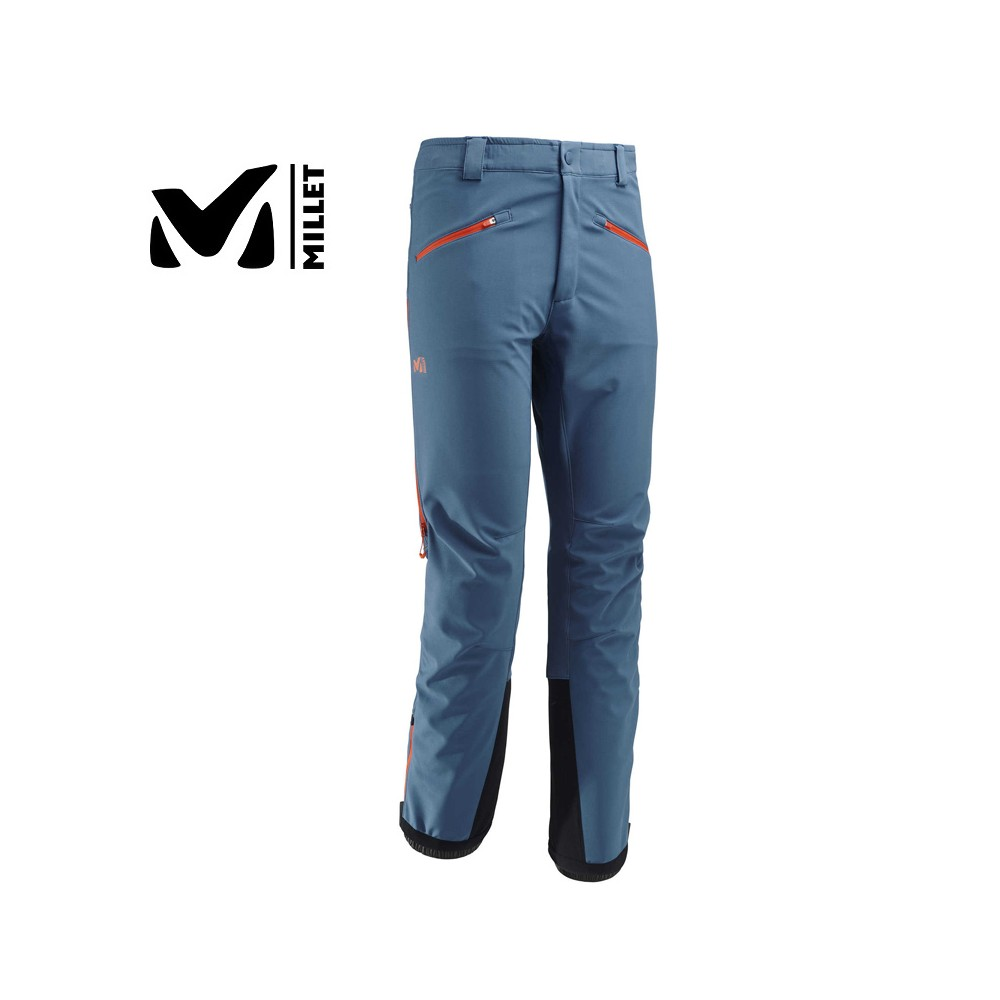 Pantalon MILLET Touring Shield Bleu gris Homme
