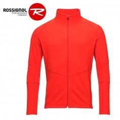 Veste zippée ROSSIGNOL Classique Clim Crimson Homme