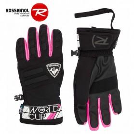 Gants de ski ROSSIGNOL Race Rose Junior