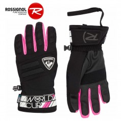 Gants de ski ROSSIGNOL Race Rose Junior