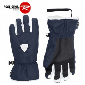 Gants de ski ROSSIGNOL Famous Bleu marine Femme