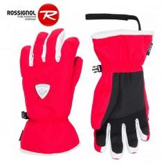 Gants de ski ROSSIGNOL Famous Rose Femme