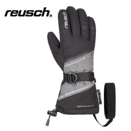 Gants de ski REUSCH Demi R-tex Noir Femme