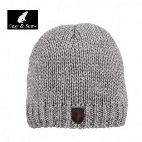 Bonnet de ski COSY & SNOW Raymond Gris Chiné Unisexe